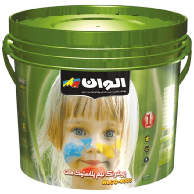 رنگ تمام پلاستیک الوان سفارش