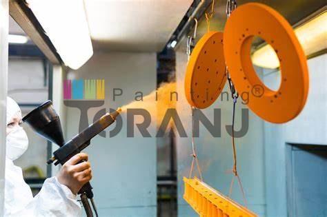 واردات عمده رنگ پودری الکترواستاتیک ارزان