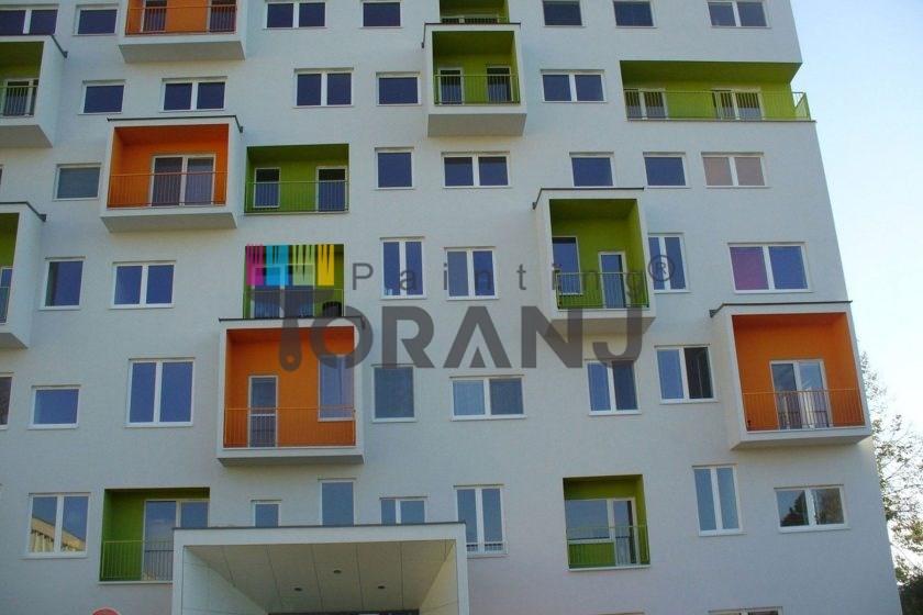 پخش رنگ عایق نمای ساختمان